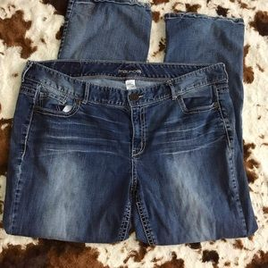 Women's Maurice's Jeans Size 22 - see description